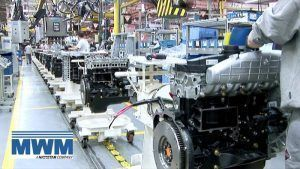 MWM transfere fábrica de motores a diesel