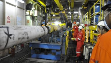 vagas de emprego offshore macaé Actemium