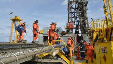 Vagas offshore para Macaé Ocyan