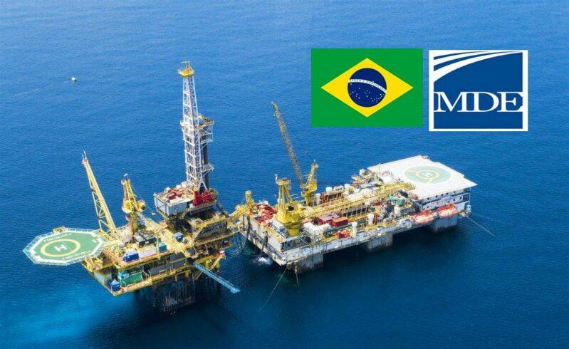 Offshore MDE RJ MACAÉ petróleo óleo e gás