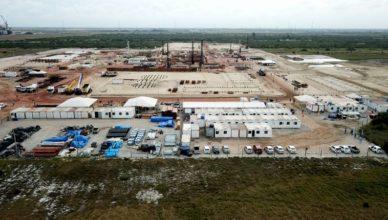 Gas natural e o petróleo
