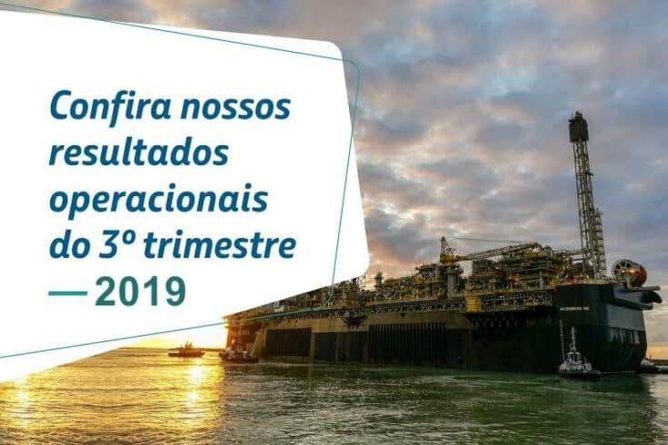 Petrobras negócios produção trimestre