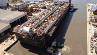 Petrobras quer revisar modelo de construção