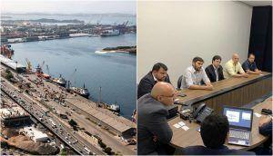 Porto Rio de Janeiro Saudita Investimentos