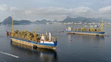 SBM OFFSHORE BRASIL FPSO CONSTELLATION