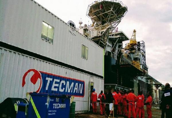 Vagas Offshore TECMAN RJ RIO DAS OSTRAS MACAÉ
