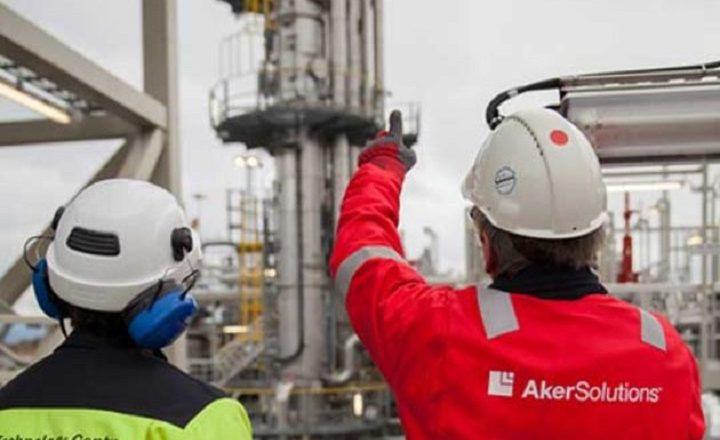 Resultado de imagem para Aker Solutions abre novas vagas offshore para Parada de plataforma