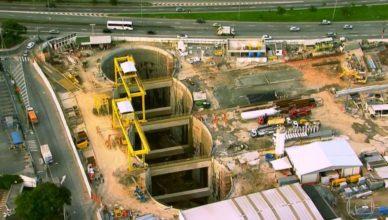 empregos São Paulo obras construção