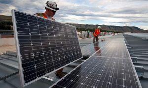 Energia solar Minas Gerais vagas de emprego
