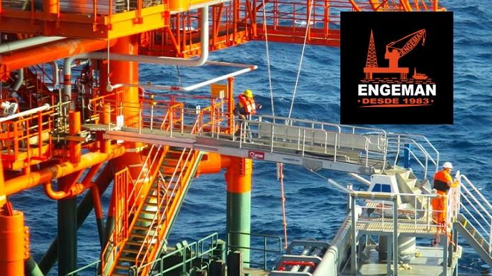 Engeman vagas de emprego offshore Macaé