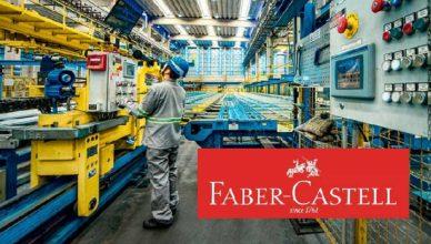 emprego Faber Castell SP