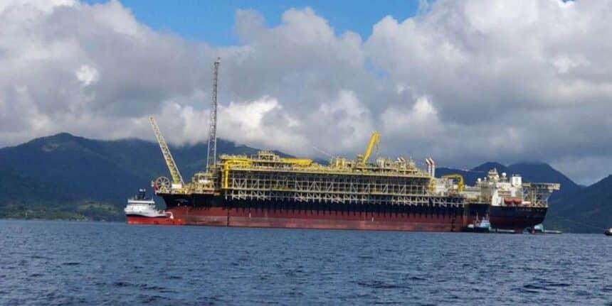 Petrobras bacia de campos petróleo