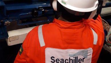 Seachiller vagas offshore Rio
