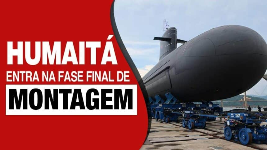 Rio Bolsonaro submarino nulear