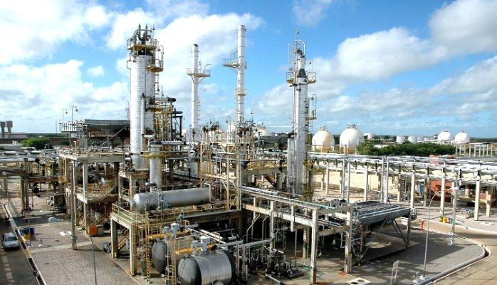 mini refinaria na Bahia