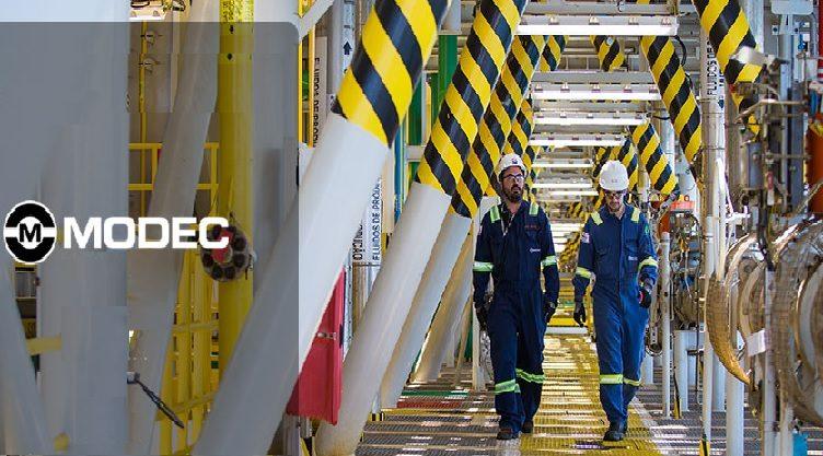 MODEC vagas offshore Rio de Janeiro
