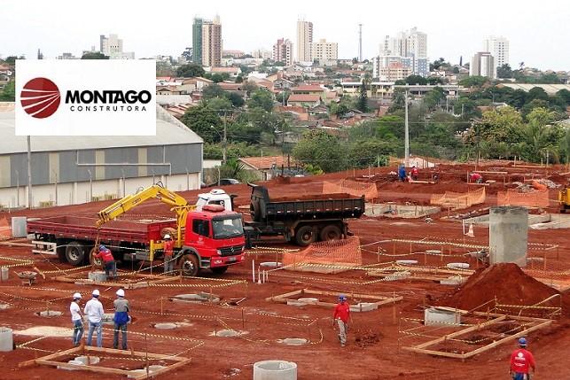 Paraná Minas emprego construção civil