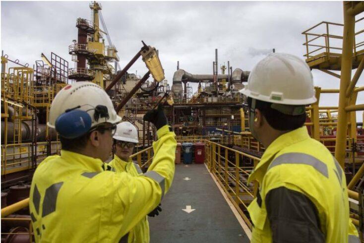 Equinor campo de petróleo Peregrino