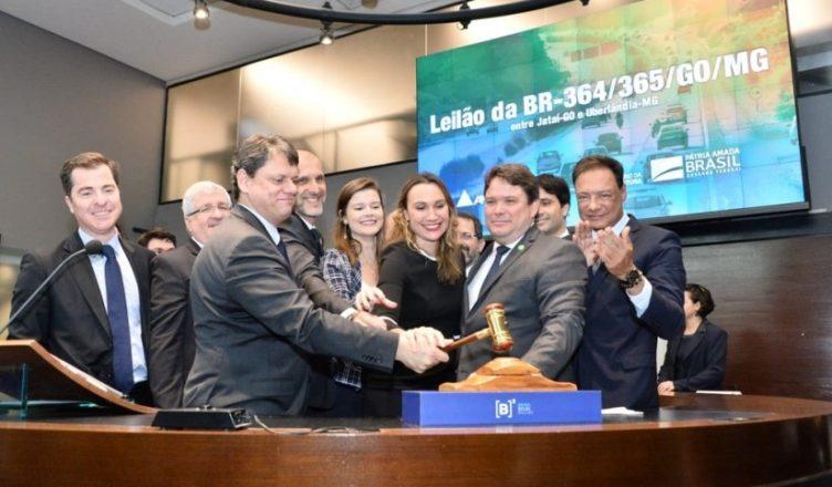 Governo Bolsonaro privatização