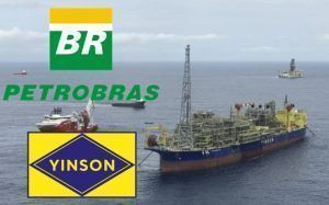 yinson Petrobras FPSO Brasil Construção Naval