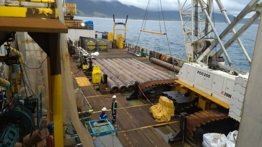 vagas offshore em multinacional no Rio de janeiro
