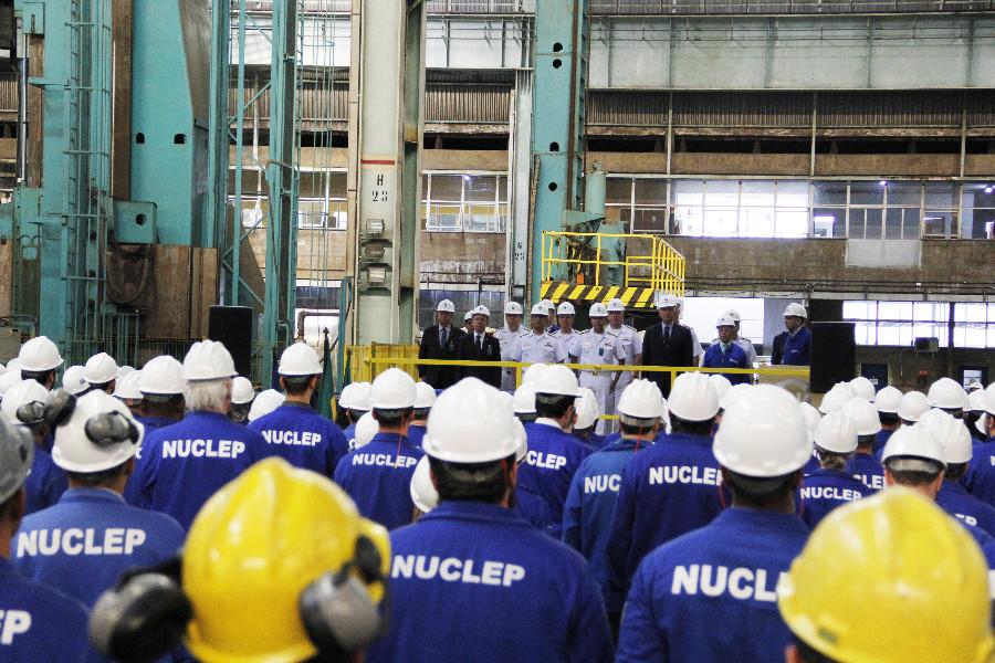 Nuclep será privatizada pelo governo
