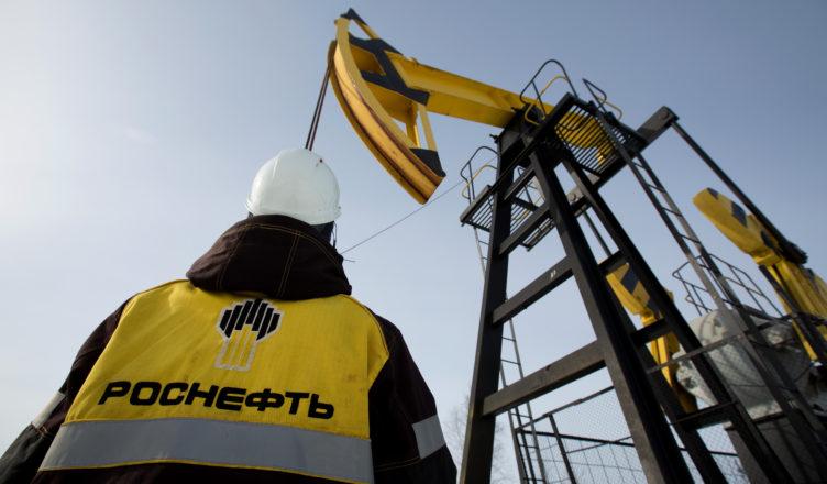 Rosneft petróleo Amazonas