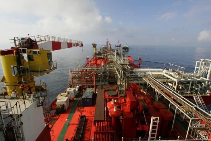 120 vagas de emprego offshore Rio Espírito Santo.