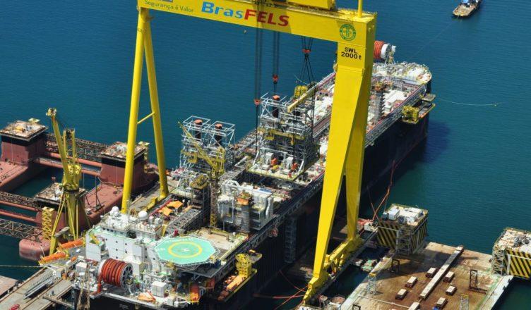 estaleiros Brasil irão fabricas as próximas unidades FPSOs de Libra e da Cessão Onerosa do pré-sal na Bacia de Santos