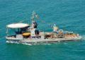 A Marinha do Brasil navio resgate Emirados Árabes
