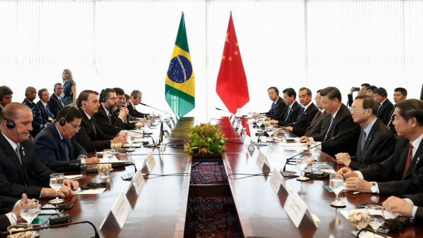 Bolsonaro China Estados Unidos Investimentos Empregos