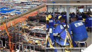Comperj RJ trabalhadores empregos Petrobras