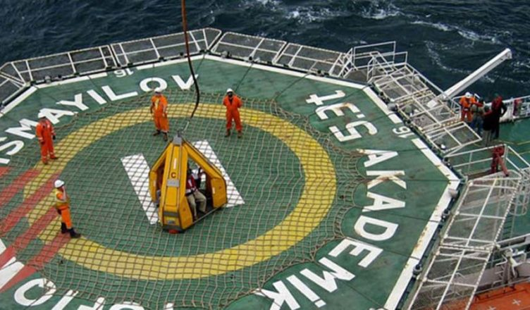 Emprego offshore Macaé Técnico