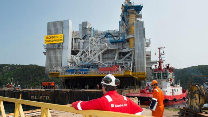 Vagas de emprego offshore Rio de Janeiro Aker Solutions