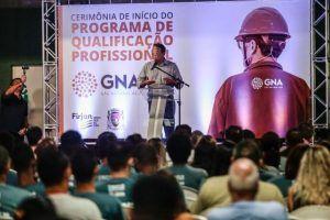 Engenharia GNA AÇÚ PORTO QUALIFICAÇÃO PROFISSIONAL GRADUANDO