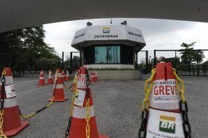 Greve aprovada por servidores da Petrobras para o período de 25 a 29 de novembro