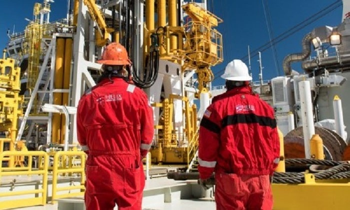 vaga de emprego Rio offshore multinacional do petróleo Helix Energy