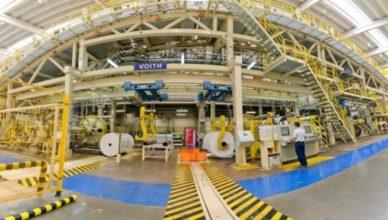 Investimento Papel Japonesa Brasil empregos