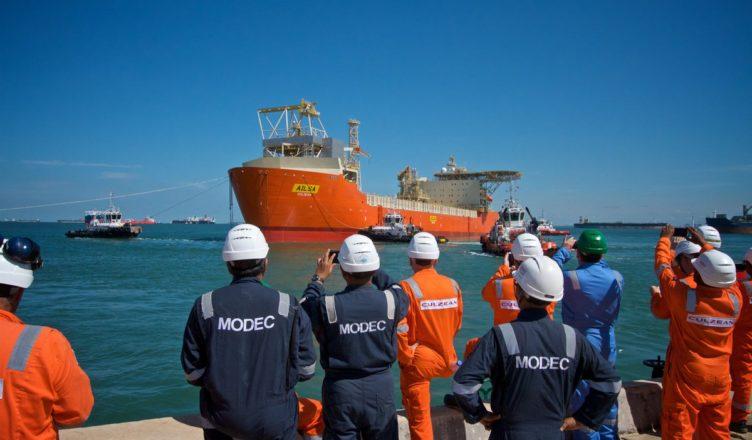 Modec vagas de emprego petróleo Brasio Rio Cingapura