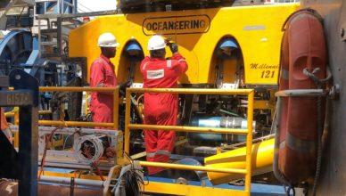 Offshore vagas de emprego Rio petróleo ROV Técnico