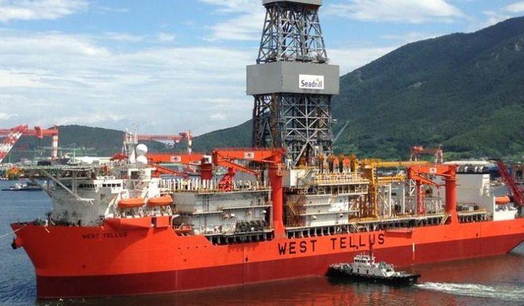 Petrobras West Tellus Seadrill contrato