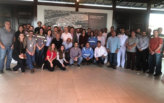 Porto do Açú 5º Encontro Agentes Marítimos