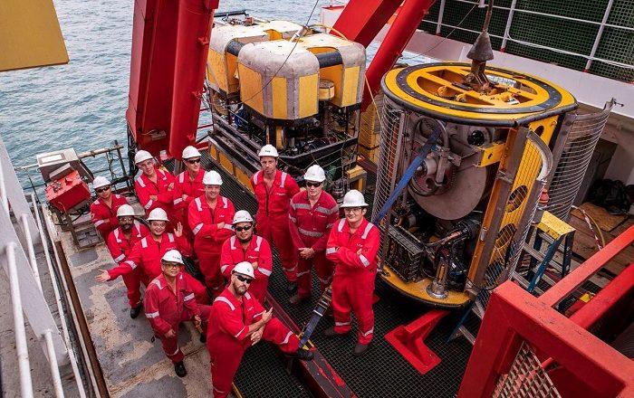 Subsea 7 com vagas de emprego offshore para técnicos especializados