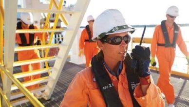 Técnico de Segurança do Trabalho Offshore marítimo