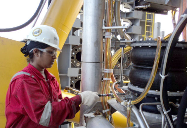 Técnico de Segurança do Trabalho offshore macaé petróleo vaga de emprego