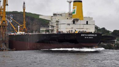 Transpetro Marítimos sindicato protesto