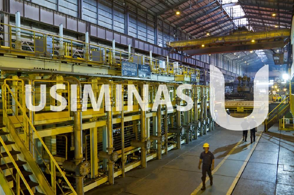 330 vagas de emprego Usiminas Minas Gerais
