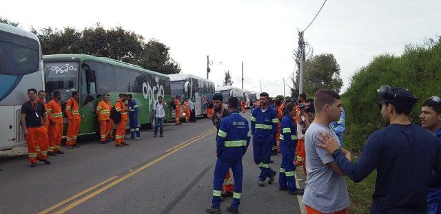 Rio protesto Porto do Açu São João da Barra
