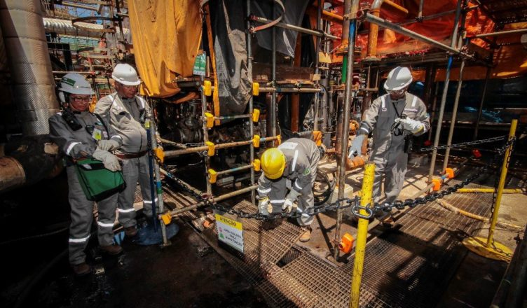 vagas de emprego offshore ocyan macaé
