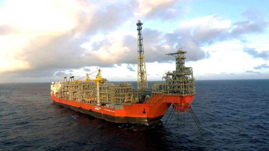 Petrobras afretamento do FPSO de Mero 3
